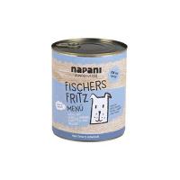 Napani Purinarmes Hundefutter Fischers Fritz mit Lachs & Quinoa