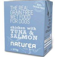 Naturea Grain Free Chicken, Tuna & Salmon
