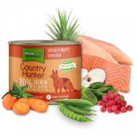 Natures Menu Country Hunter - Lachs und Huhn