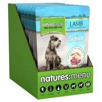 Natures Menu Senior Lamb with Chicken Vegetables & Rice