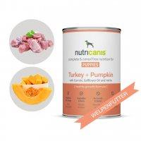 nutricanis Puppies Turkey + Pumpkin