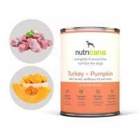 nutricanis Turkey + Pumpkin