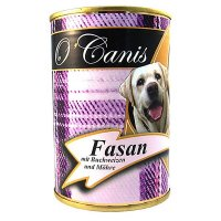 Ocanis Fasanenfleisch mit Buchweizen und Möhre