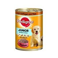 Pedigree Junior Geflügel & Reis