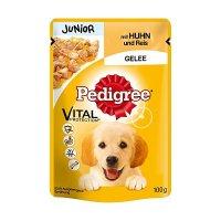 Pedigree Vital Protection Junior mit Huhn und Reis Gelee