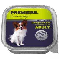 Premiere Best Meat Adult Geflügel mit Wild