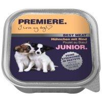 Premiere Best Meat Junior Hühnchen mit Rind