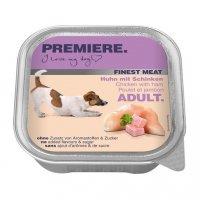 Premiere Finest Meat Adult Huhn mit Schinken