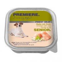 Premiere Finest Meat Senior Huhn mit Reis