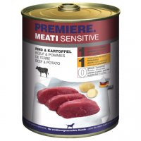 Premiere Meati Sensitive Rind und Kartoffel