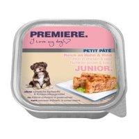 Premiere Petit Pâté Junior Geflügel & Rind