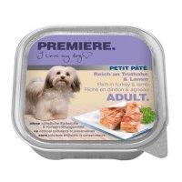 Premiere Petit Pâté Truthahn & Lamm