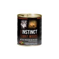 PURE INSTINCT Sunny Woods mit Wildschwein
