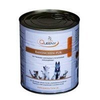Queeny Hundefutter Kaninchen pur