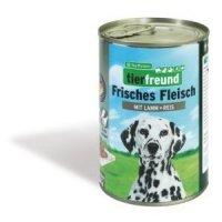 Raiffeisen Tierfreund Frisches Fleisch Lamm + Reis