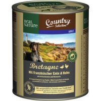 Real Nature Country Selection Bretagne mit Ente & Huhn