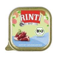RINTI Bio Paté mit Geflügelherzen