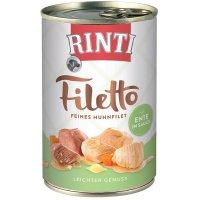 RINTI Filetto mit Huhnfilet mit Ente in Sauce