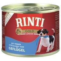 RINTI Gold Junior Geflügel