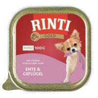 RINTI Gold mini Ente & Geflügel