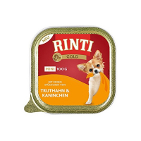 RINTI Gold Mini Truthahn & Kaninchen