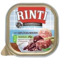 RINTI Kennerfleisch Geflügelherzen & Nudeln