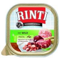 RINTI Kennerfleisch Plus Wild & Pasta