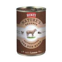 RINTI Nature's Balance Lamm & Reis