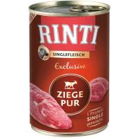 RINTI Singlefleisch Exclusive Ziege Pur