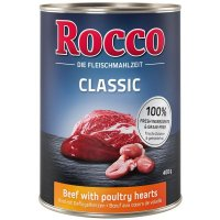 Rocco Classic Rind mit Geflügelherzen