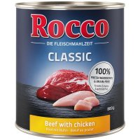 Rocco Classic Rind mit Huhn
