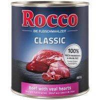 Rocco Classic Rind mit Kalbsherzen
