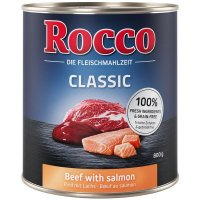 Rocco Classic Rind mit Seelachs