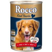 Rocco Real Hearts, Rind mit ganzen Hühnerherzen