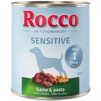 Rocco Sensitive Wild & Nudeln