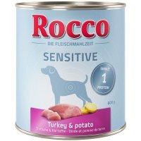 Rocco Sensitive Truthahn & Kartoffel