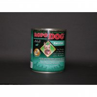 Ropodog Adult - 100% Fleisch (Rind & Ente)