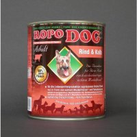 Ropodog Adult - 100% Fleisch (Rind & Kalb)