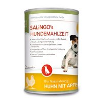 Salingo Bio Huhn mit Apfel, Kürbis & Zucchini