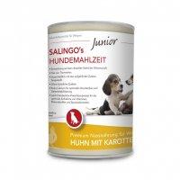 Salingo Welpenfutter Huhn mit Karotte & Calcium