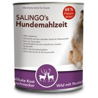 Salingo Wild mit Nudeln
