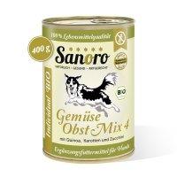 Sanoro Gemüse / Obst Mix 4