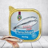 Schecker DOGREFORM Fleischtopf Schälchen-PUR Hering