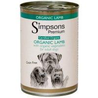 Simpsons Premium Organic Lamb