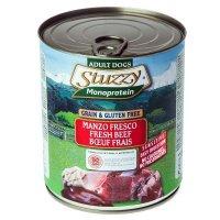 Stuzzy Monoprotein Fresh Beef