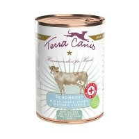 Terra Canis First Aid - Magen-Darm-Schonkost Kalb