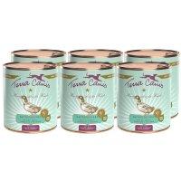 Terra Canis Ente mit Kürbis, Erdbeere und Holunder, getreidefrei