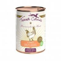 Terra Canis Huhn Light mit Zucchini, Papaya und Hagebutte