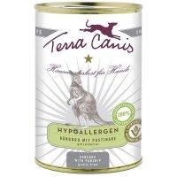 Terra Canis Hypoallergen Känguru mit Pastinake