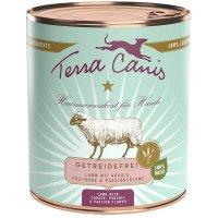 Terra Canis Lamm mit Kürbis, Pastinake und Passionsblume, getreidefrei
